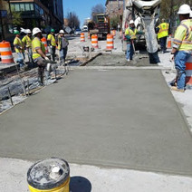 Repair of PCC Pavement at 14th and Florida Ave