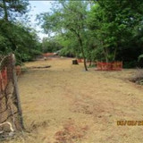 Placed Temporary Erosion and Sediment Control along the Proposed Pedestrian Connection