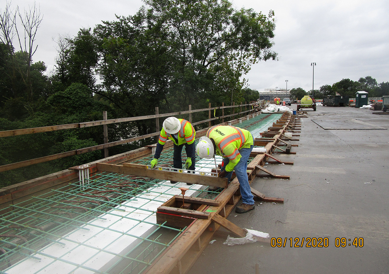 South Bridge Sidewalk Reconstruction