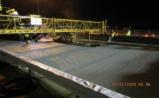 LMC Overlay, South Bridge.