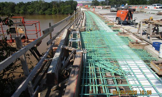 South Bridge Sidewalk Reconstruction