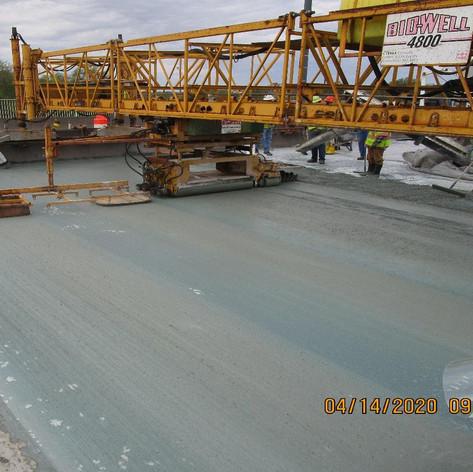 LMC Overlay, Span 6 North Bridge.