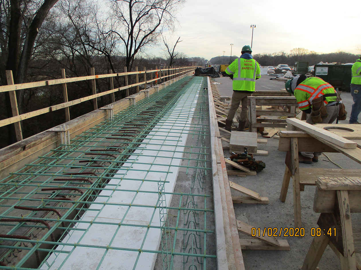 North Bridge Sidewalk Construction.JPG