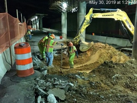 Rehabilitation of Anacostia Freeway (I-295) N.B and S.B over South Capitol Street S.E. & S.W.