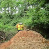 Soil Sampling on NPS Property