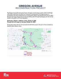 OregonAvenuePark Trail Closure Revision_