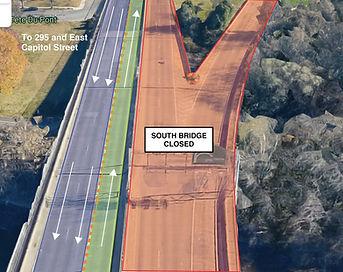 B - Stage 3 On bridge East AM Peak Draft