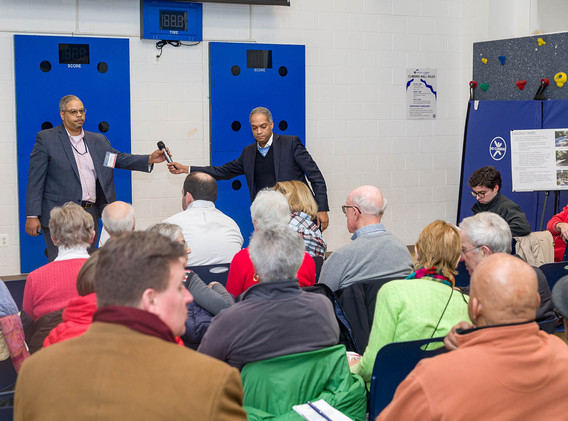 Public Meeting Photos from December 11, 2019