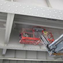 Deck Repair Continued, South Bridge.