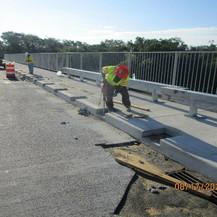 East Capitol Street Bridge Over Anacostia River, Historic Railing Concrete.