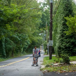 Oregon Avenue Project Area Photos