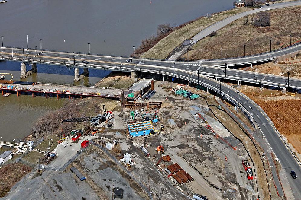 Frederick Douglass Bridge Replacement