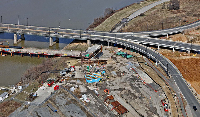 Frederick Douglass Bridge Replacement