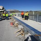 Filling Historic Railing Base Pocket