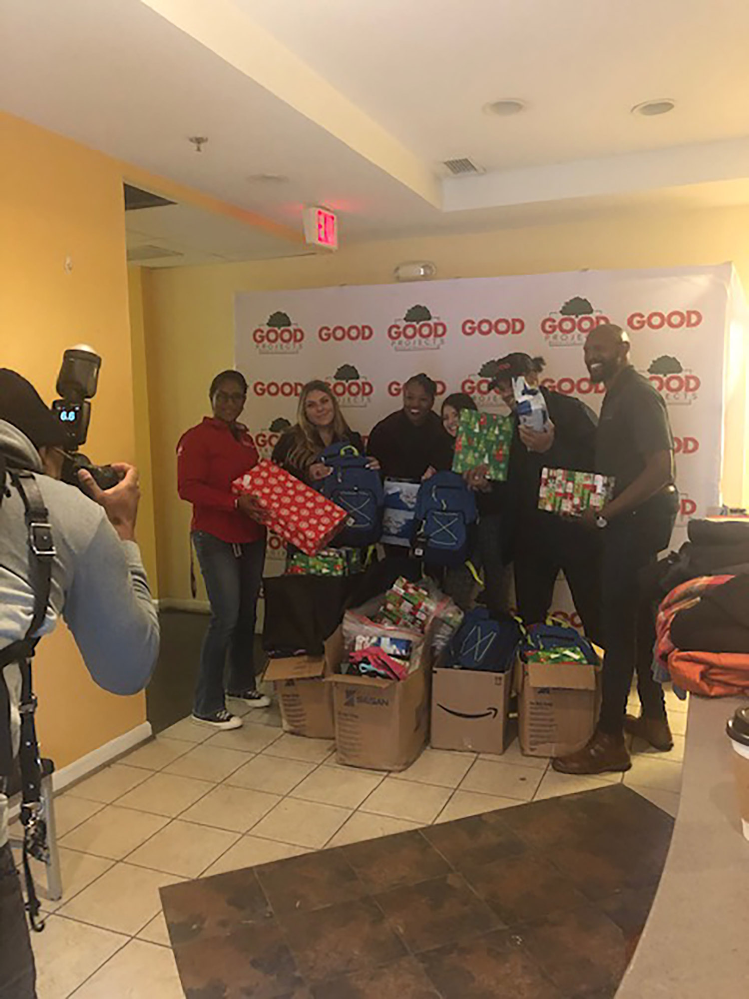 Ward 6 Toy Donation Event