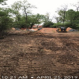 Clearing and Chipping on NPS Property for Pedestrian Connection Path