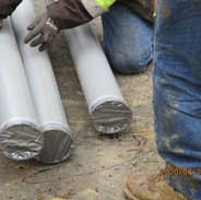 Furnishing and installing conduits