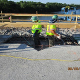 Bridge Scuppers Reconstruction, South Bridge.