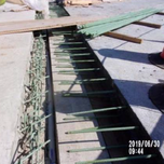 No 6 treaded dowel bars modules 1-2 and 2-2