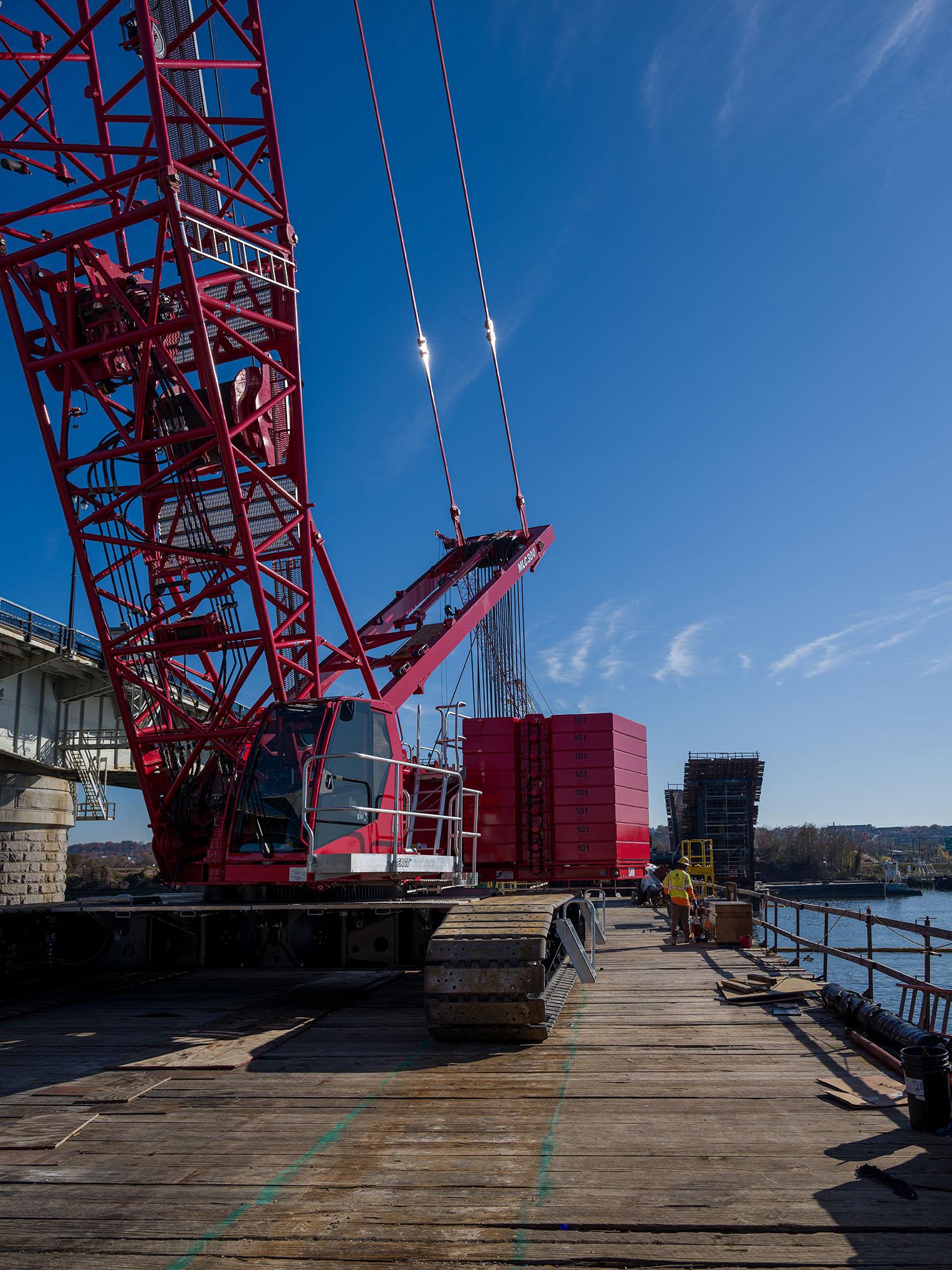 Crane November 2019