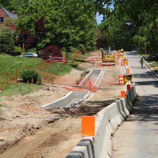 May Construction Progress