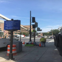 Placement of Temporary Traffic Signal at the NE Corner of 14th and U Street