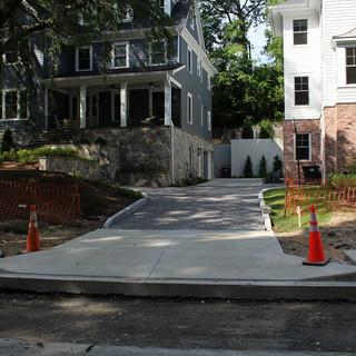 Driveway April 2020 Installation