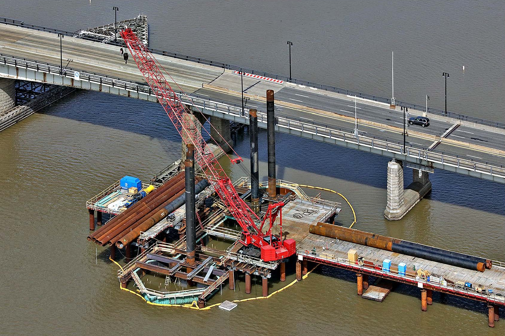 Frederick Douglas Bridge Replacement