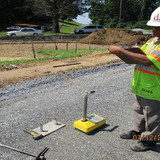 Subgrade Compaction Test, Temporary Ramp A
