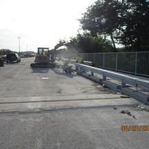 East Capitol Street Bridge Over Anacostia River, Historic Railing.