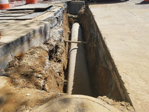 """15"""" PCC Connection Pipe for CB-04"""