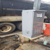 Installation of New Traffic Controller Cabinet