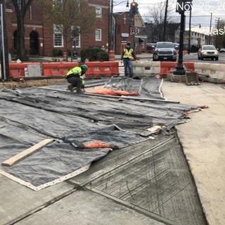 November 2020 Construction Photos