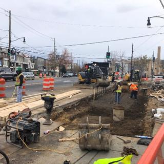 December 2020 Construction Photos