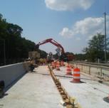 Rehabilitation of Anacostia Freeway (I-295) N.B and S.B over South Capitol Street S.E. & S.W. Washington DC