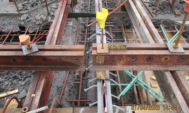 North Bridge Striping Joint Reconstructi