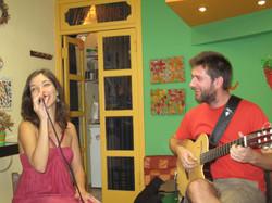 Duet with Giorgos Nazos
