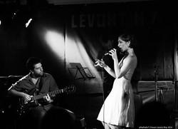 With Giorgos Nazos, levontin 7