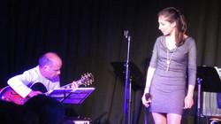 With Ofer Ganor at Shablul Tel Aviv