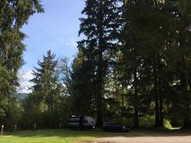 Quinault Lake Washington