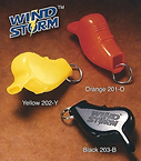 Storm All-Weather Safety Whistle, loudest safety & survival whistle in the world. Works underwater. Made in the USA. Coast Guard, SOLAS approved