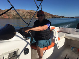 Lake Havasu SP: RVing our way to St. Louis
