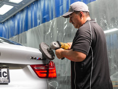 Annual Vehicle Detailing