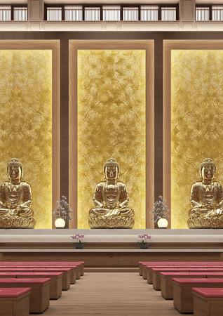 Lotus Treasury Monastery