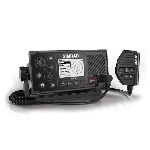 Simrad RS40-B VHF Radio med DSC, AIS Klasse B/GPS (gjør båten synlig)