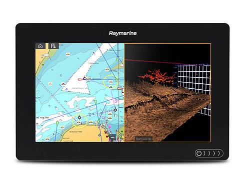 "Raymarine AXIOM 9 RV 3D MFD 9""Display, SV, DW, CHIRP, ekkolodd m/GPS uten svinge"