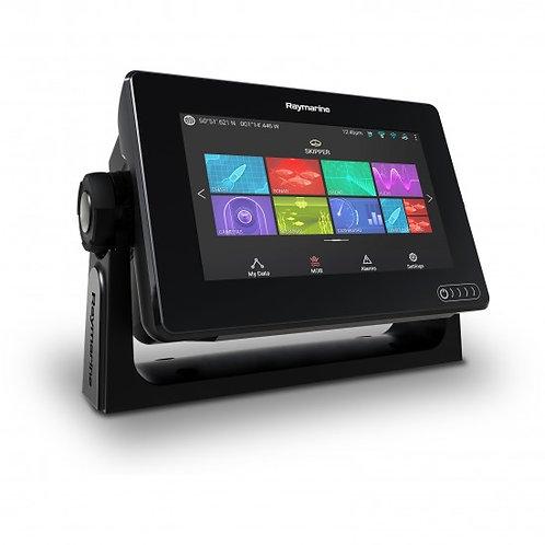 """Raymarine Axiom 7 MFD 7"""" kartplotter m/integrert GPS"""