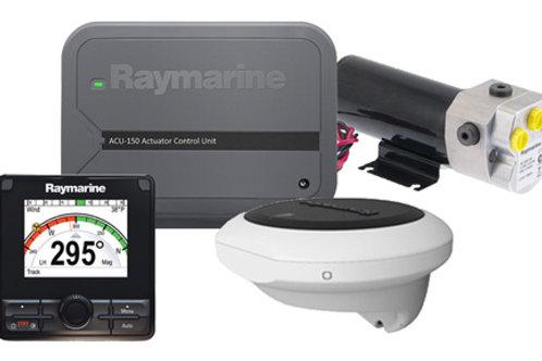 Raymarine EV-150  komplett hydraulisk pilot for motorbåt 1L pumpe