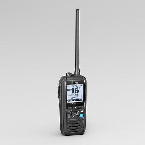 ICOM IC-M94D håndholdt VHF med AIS, GPS og DSC