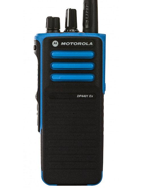 Motorola DP4401Ex UHF 403-470 MHz 1W NKP GPS